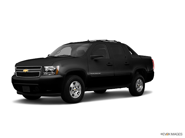 2011 Chevrolet Avalanche Vehicle Photo in Honolulu, HI 96819
