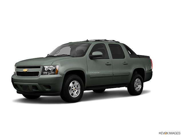 2011 Chevrolet Avalanche Vehicle Photo in Enid, OK 73703