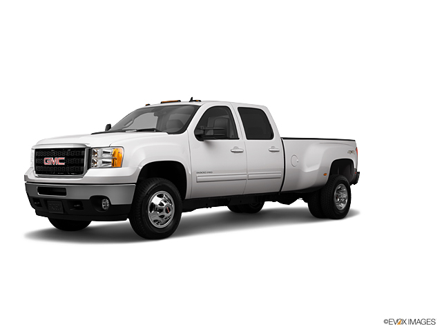 2011 GMC Sierra 3500HD Vehicle Photo in Bend, OR 97701