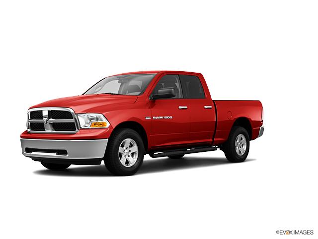 2011 Ram 1500 Vehicle Photo in Emporia, VA 23847
