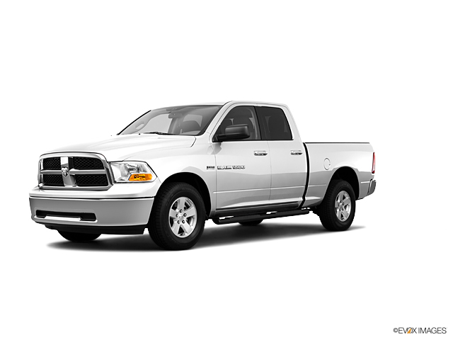 2011 Ram 1500 Vehicle Photo in Warrensville Heights, OH 44128