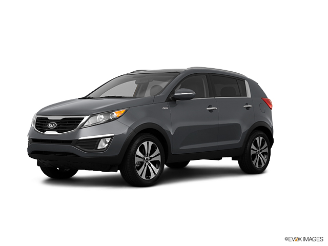 2011 Kia Sportage Vehicle Photo in Richmond, VA 23231