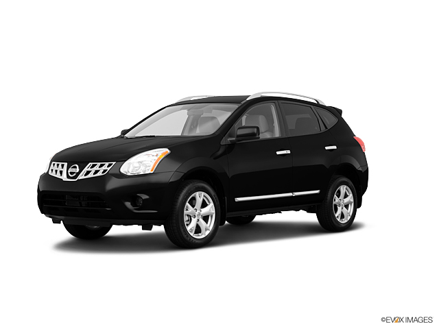 2011 Nissan Rogue Vehicle Photo in Akron, OH 44303