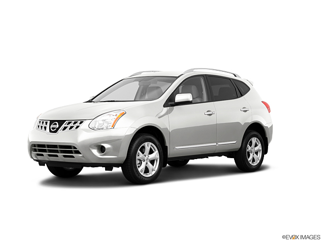 2011 Nissan Rogue Vehicle Photo in Akron, OH 44312