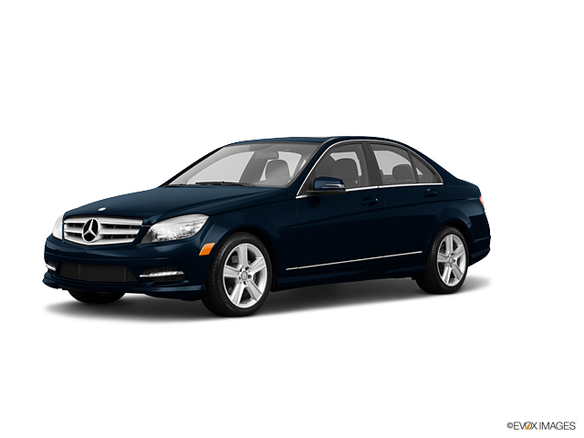 2011 Mercedes-Benz C-Class Vehicle Photo in Terryville, CT 06786