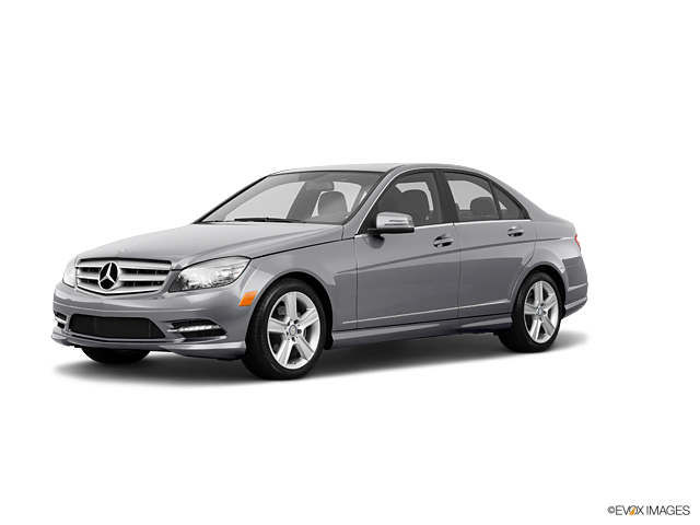 2011 Mercedes-Benz C-Class Vehicle Photo in Tucson, AZ 85705