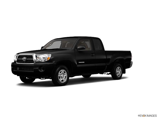2011 Toyota Tacoma Vehicle Photo in Emporia, VA 23847