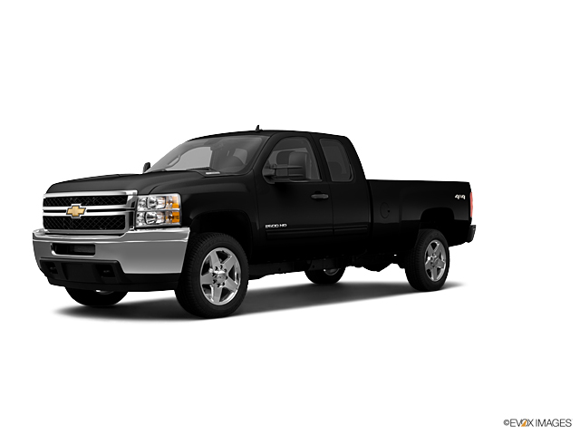 2011 Chevrolet Silverado 2500HD Vehicle Photo in Casper, WY 82609