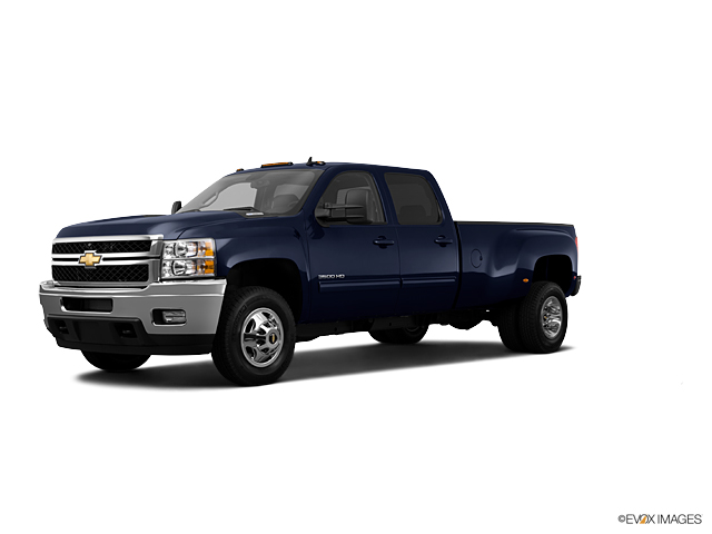 2011 Chevrolet Silverado 3500HD Vehicle Photo in Redding, CA 96002