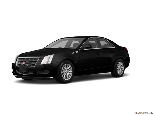 2011 Cadillac CTS Sedan Vehicle Photo in Elyria, OH 44035