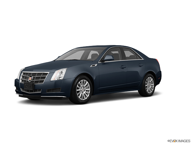 2011 Cadillac CTS Sedan Vehicle Photo in Northbrook, IL 60062