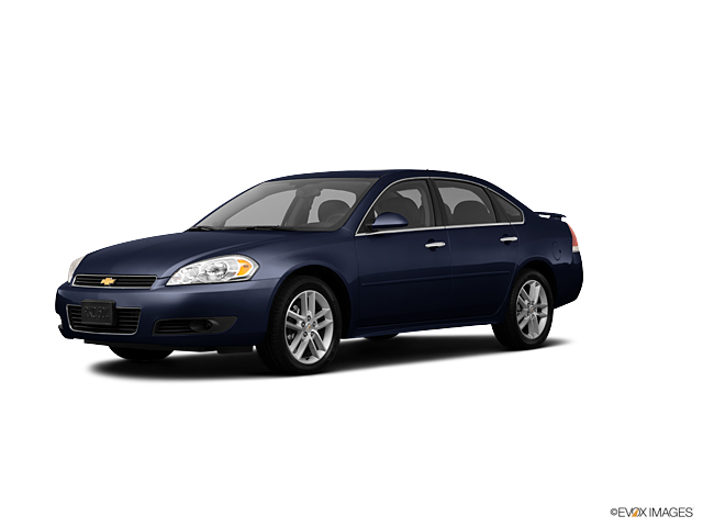 2011 Chevrolet Impala Vehicle Photo in Rockford, IL 61107