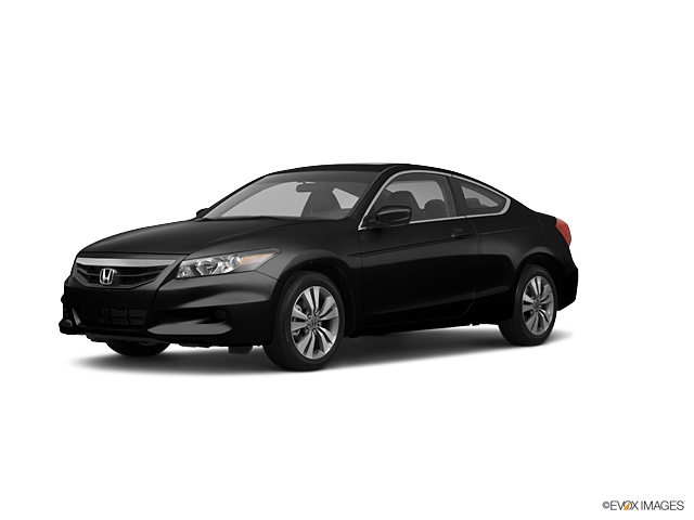 Crystal Black Pearl 2011 Honda Accord Coupe For Sale At