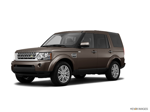 2011 Land Rover LR4 Vehicle Photo in Tulsa, OK 74133