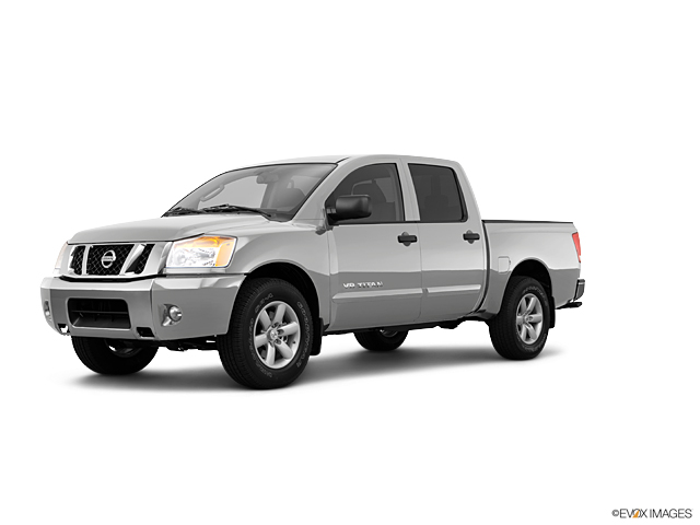 2011 Nissan Titan Vehicle Photo in Anchorage, AK 99515