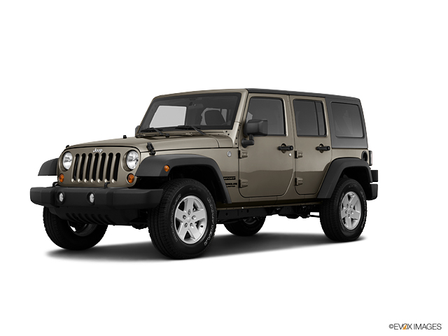 2011 Jeep Wrangler Unlimited Vehicle Photo in Gardner, MA 01440