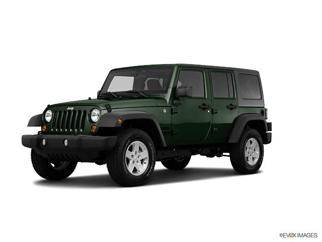 2011 Jeep Wrangler Unlimited Vehicle Photo in Richmond, VA 23231