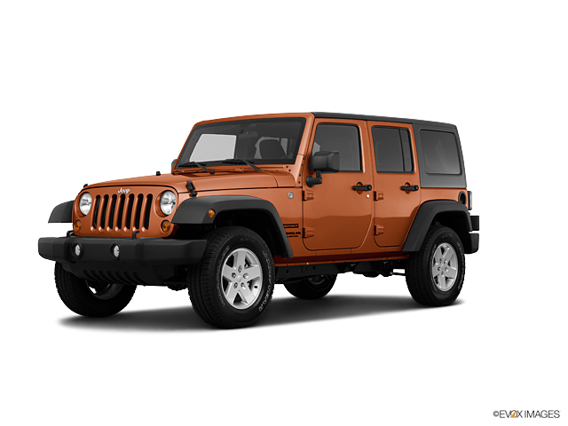 2011 Jeep Wrangler Unlimited Vehicle Photo in Bend, OR 97701