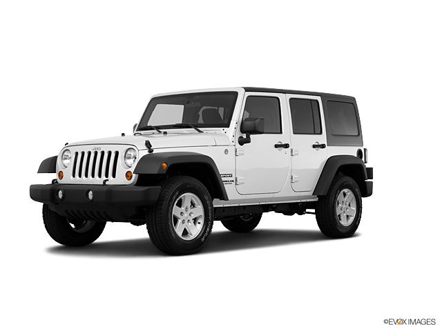 2011 Jeep Wrangler Unlimited Vehicle Photo in Twin Falls, ID 83301