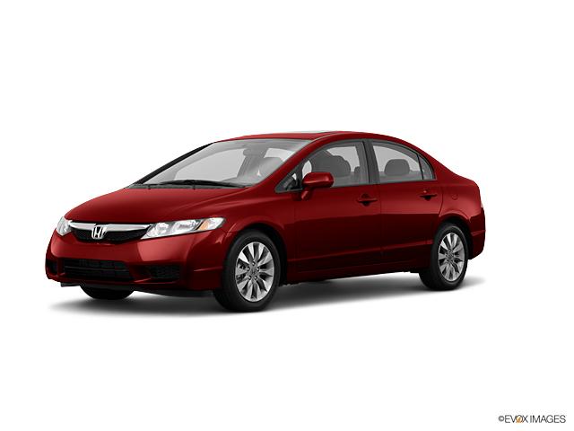 2011 Honda Civic Sedan Vehicle Photo in Spokane, WA 99207