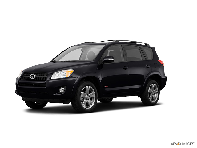 2011 Toyota RAV4 Vehicle Photo in Rockford, IL 61107