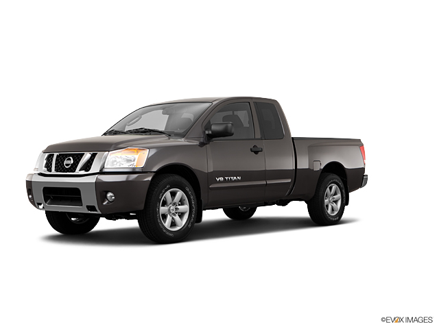 2011 Nissan Titan Vehicle Photo in Brockton, MA 02301