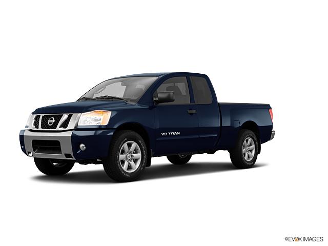 2011 Nissan Titan Vehicle Photo in Edinburg, TX 78539