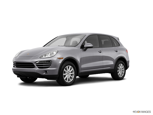 2011 Porsche Cayenne Vehicle Photo in Charleston, SC 29407