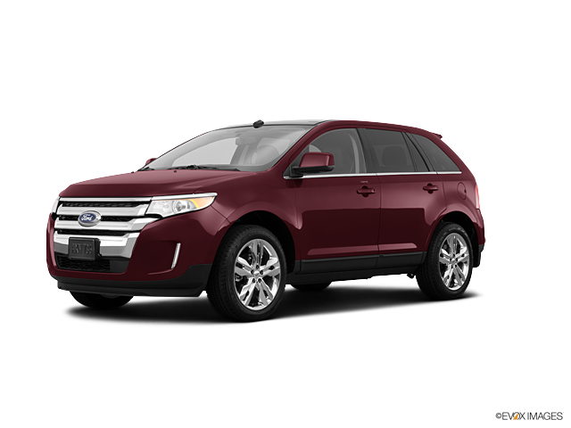 2011 Ford Edge Vehicle Photo in Casper, WY 82609