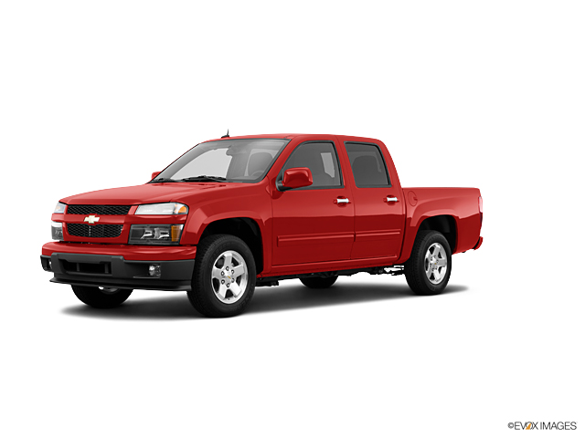 2011 Chevrolet Colorado Vehicle Photo in Emporia, VA 23847