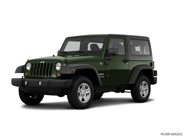 2011 Jeep Wrangler Vehicle Photo in Odessa, TX 79762