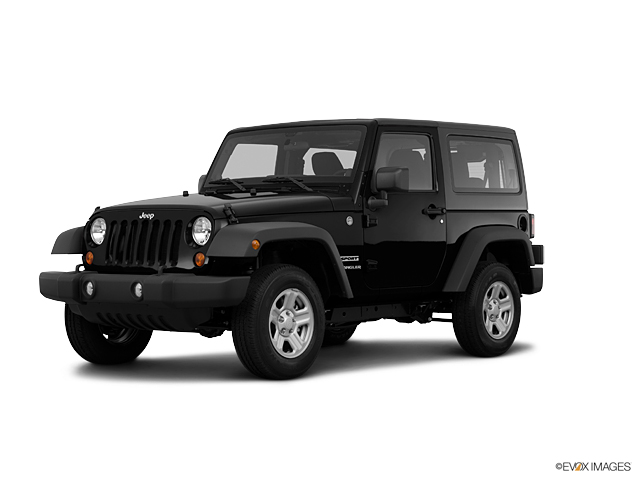 2011 Jeep Wrangler Vehicle Photo in Troy, MI 48084