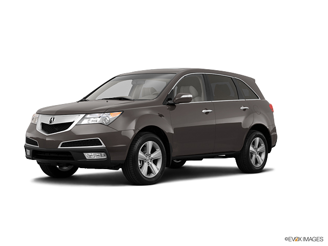 2011 Acura MDX Vehicle Photo in Bend, OR 97701