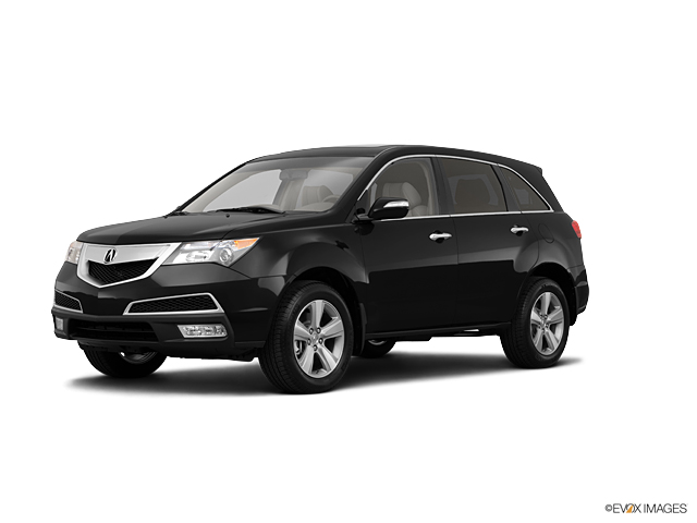 2011 Acura MDX Vehicle Photo in Plainfield, IL 60586-5132