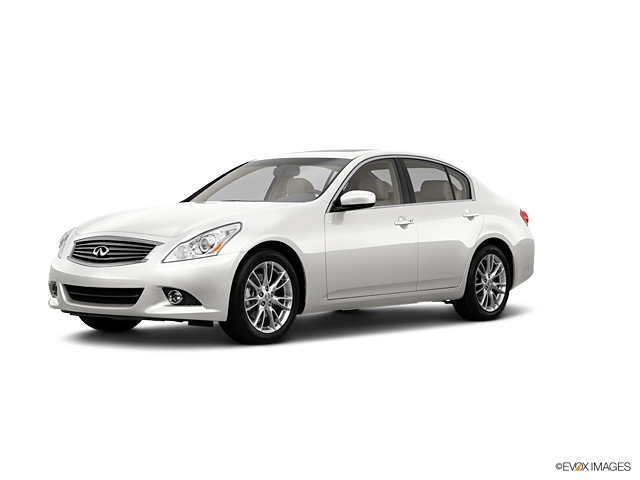 2011 INFINITI G37 Sedan Vehicle Photo in Franklin, TN 37067