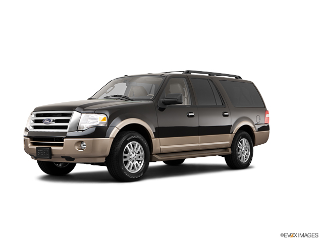 2011 Ford Expedition EL Vehicle Photo in Janesville, WI 53545