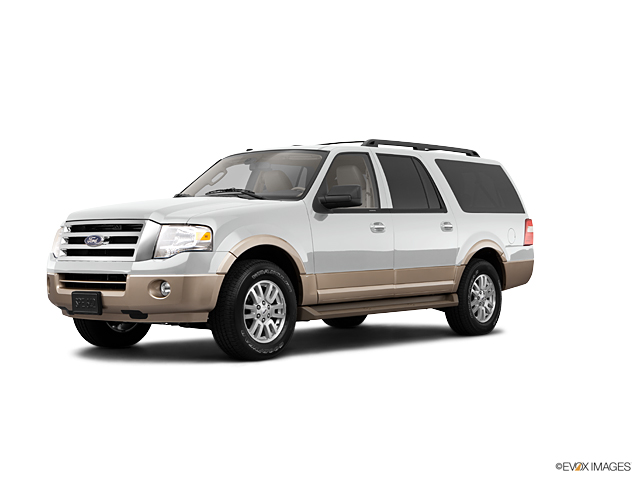 2011 Ford Expedition EL Vehicle Photo in Atlanta, GA 30350