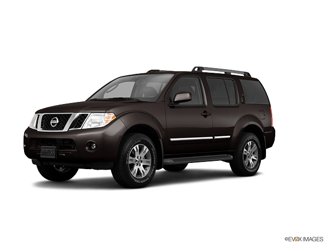 2011 Nissan Pathfinder Vehicle Photo in Triadelphia, WV 26059