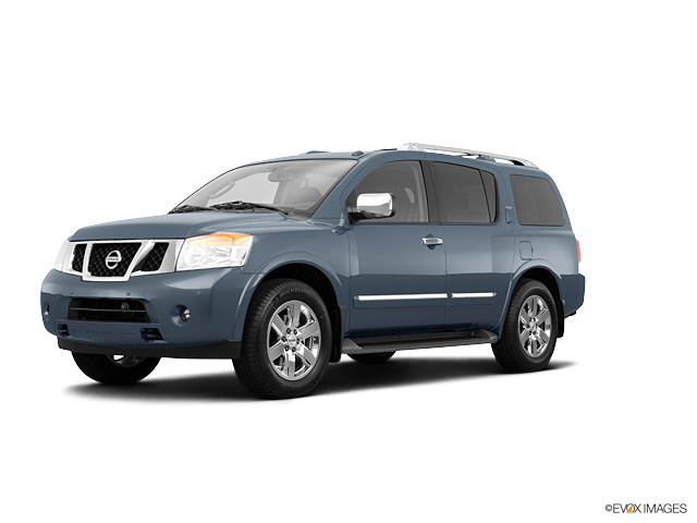 2011 Nissan Armada Vehicle Photo in Beaufort, SC 29906