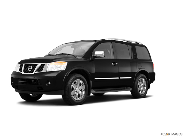 2011 Nissan Armada Vehicle Photo in Annapolis, MD 21401