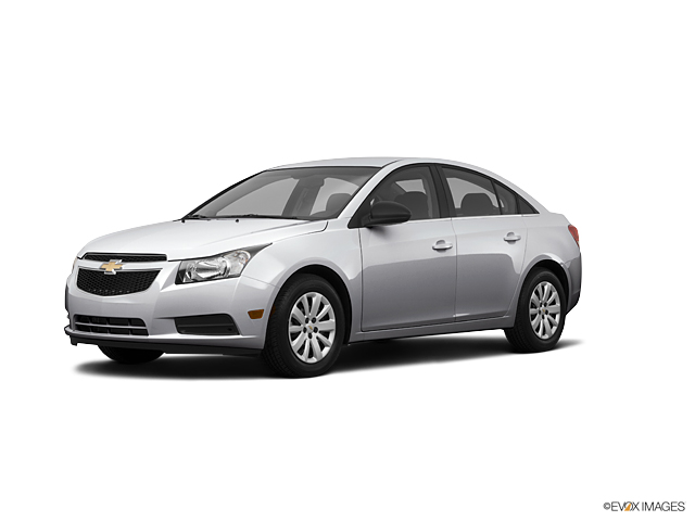 2011 Chevrolet Cruze Vehicle Photo in Joliet, IL 60435