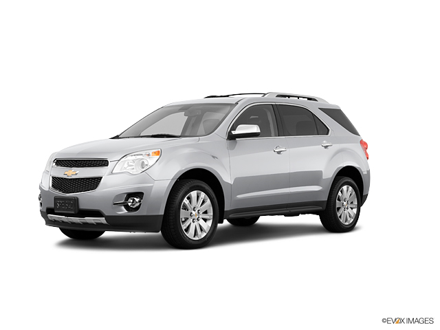 2011 Chevrolet Equinox Vehicle Photo in Bend, OR 97701