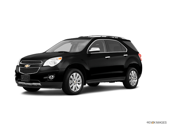 2011 Chevrolet Equinox Vehicle Photo in Decatur, IL 62526