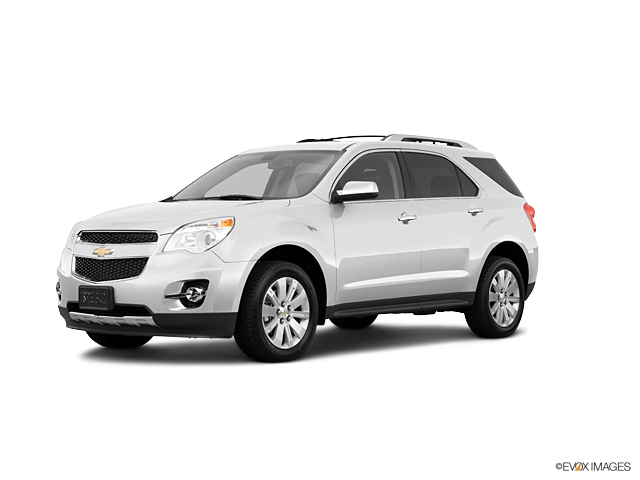 2011 Chevrolet Equinox Vehicle Photo in Mansfield, OH 44906