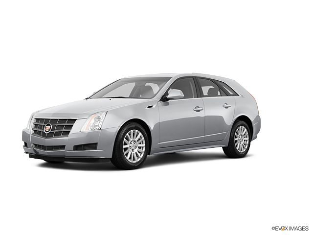 2011 Cadillac CTS Wagon Vehicle Photo in Wendell, NC 27591