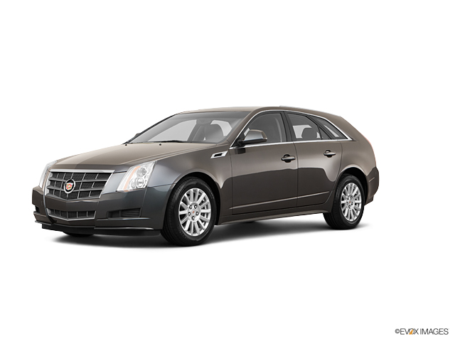 2011 Cadillac CTS Wagon Vehicle Photo in Colorado Springs, CO 80920