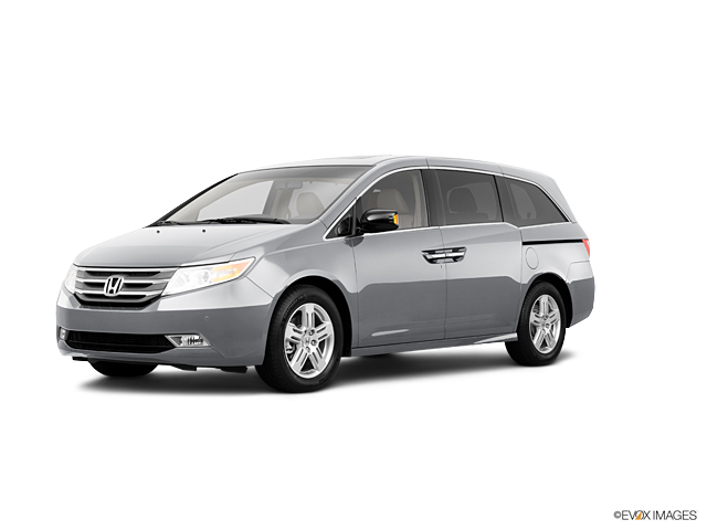 2011 Honda Odyssey Vehicle Photo in Honolulu, HI 96819