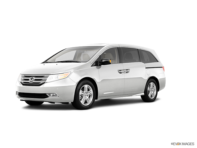 2011 Honda Odyssey Vehicle Photo in San Angelo, TX 76903