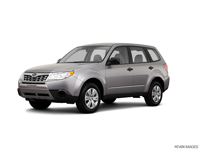 2011 Subaru Forester Vehicle Photo in Newark, DE 19711