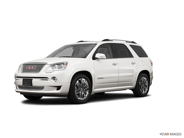 2011 GMC Acadia Vehicle Photo in Manassas, VA 20109